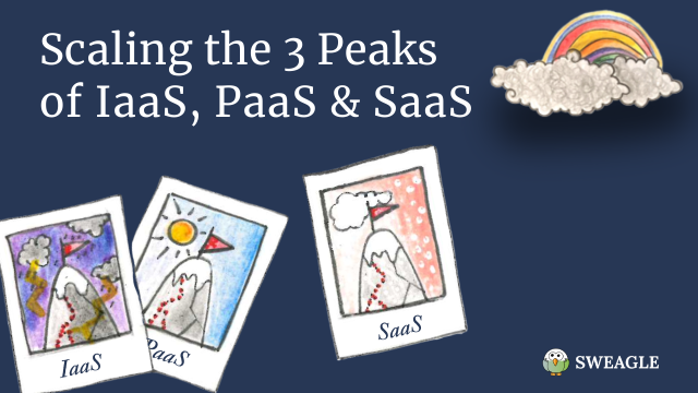 Scaling the 3 Peaks of IaaS, PaaS & SaaS