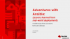 Adventures with Red Hat Ansible: Lessons learned from real-world deployments