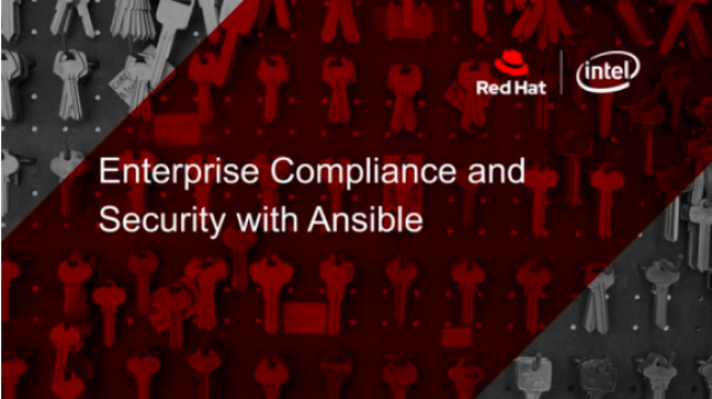 Enterprise Compliance and Security with Ansible