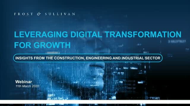 Leveraging Digital Transformation for Growth