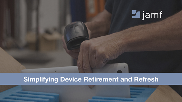 Simplifying the Device Retirement and Refresh Process