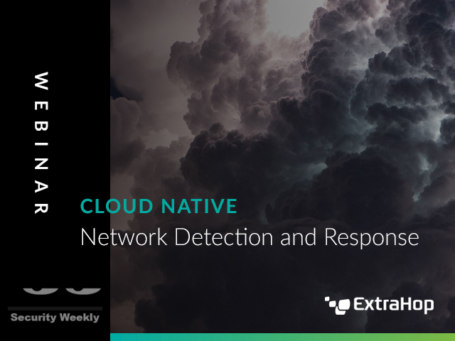 Cloud-Native Network Detection and Response