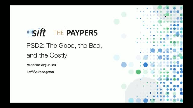 PSD2: The Good, the Bad and the Costly