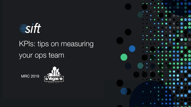 3 Tips for Measuring Your Fraud Operations Team