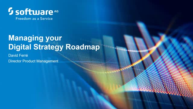 Managing your Digital Strategy Roadmap