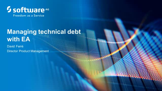Managing Technical Debt with Enterprise Architecture