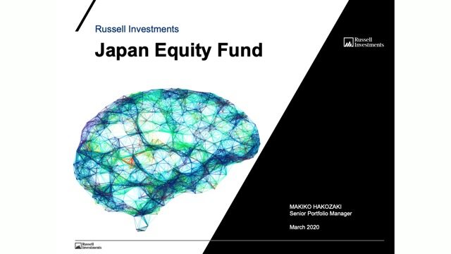 Japan equities – outlook and opportunities