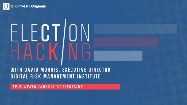 Cyber Threats to Elections