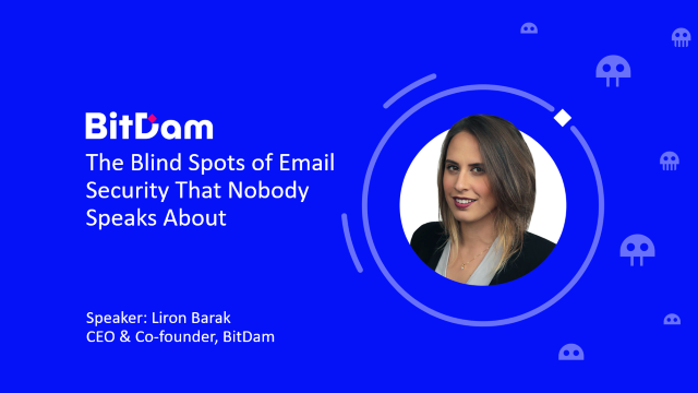 The Blind Spots of Email Security That Nobody Speaks About
