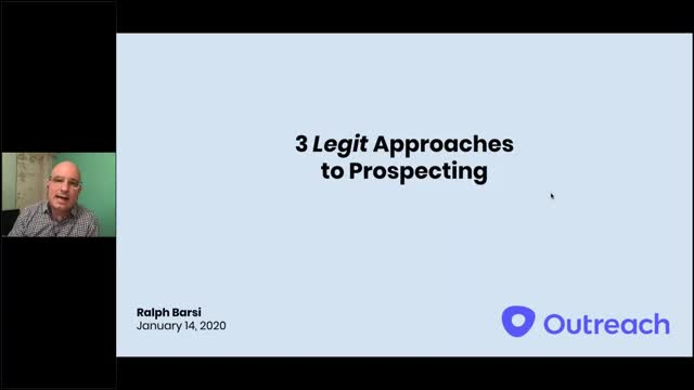 3 Legit Approaches to Prospecting