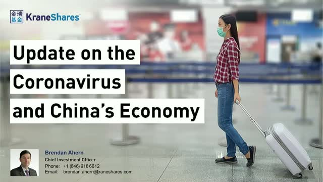 Update on the Coronavirus and China's Economy