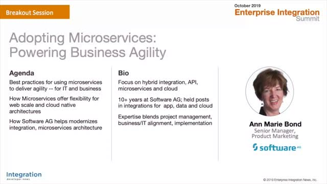 Powering Business Agility with Microservices