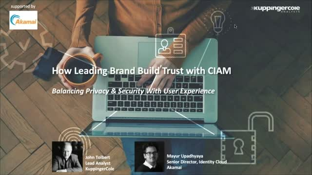 How Leading Brands Build Trust with CIAM