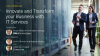Innovate and Transform your Business with IT Services