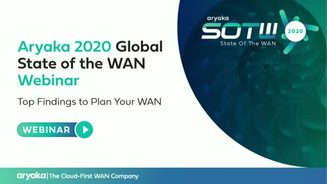 2020 Global State of the WAN – Top Report Findings to Plan Your WAN