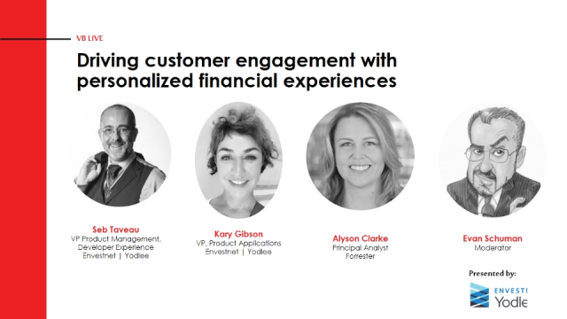 Driving customer engagement with personalized financial experiences