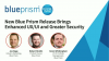 New v6.7 Blue Prism release brings enhanced UX/UI & greater security