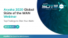 2020 Global The State of the WAN – Report Findings and Analysis (APAC Region)