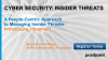 A People-Centric Approach to Managing Insider Threats: Introducing ObserveIT