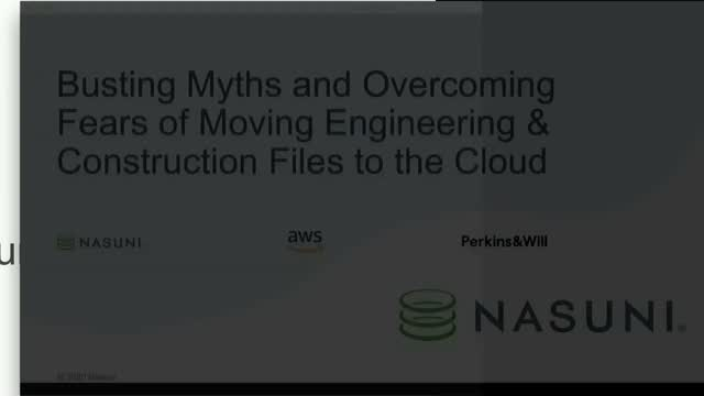 Busting Myths and Overcoming Fears of Moving AEC Files to the Cloud