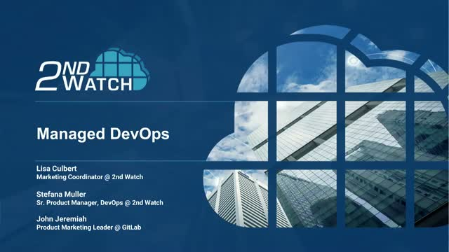 Managed DevOps (Yes, this is a thing)