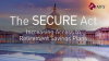 SECURE Act: Increasing access to retirement savings plans