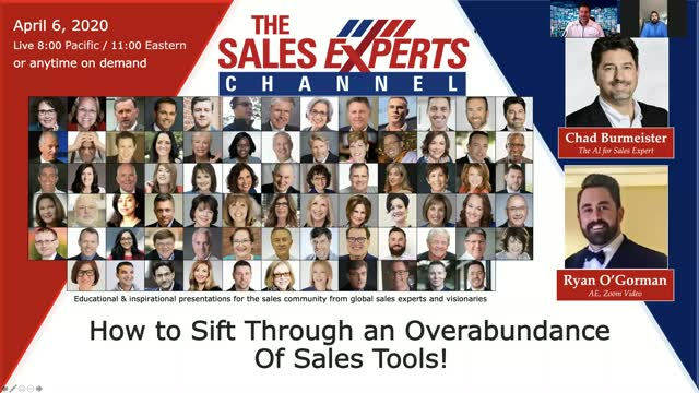 How to Sift Through an Overabundance of Sales Tools