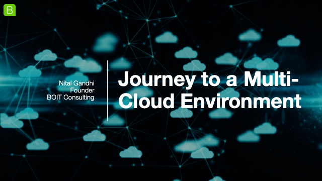 Journey to Multi-Cloud