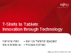 T-shirts to Tablets: Innovation through Technology