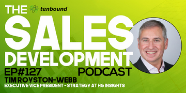 Tim Royston-Webb - Prioritization of Data in Sales Development