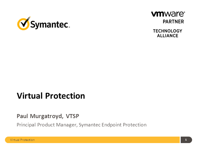 Securing your virtual infrastructure