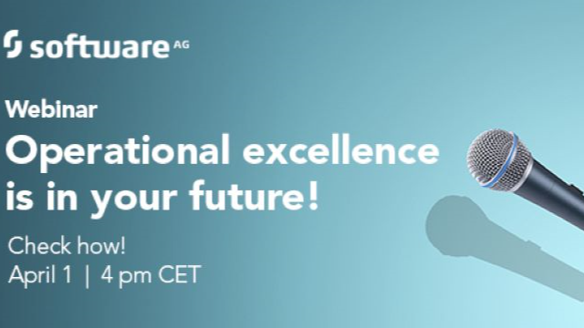 Operational excellence is in your future! Check how!