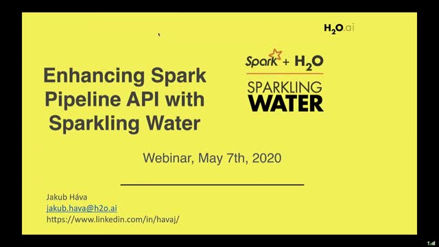 Enhancing Spark with H2O's Random Grid Search and AutoML using Sparkling Water