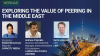 Exploring the Value of Peering in the Middle East