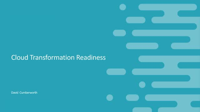 Cloud Transformation Readiness