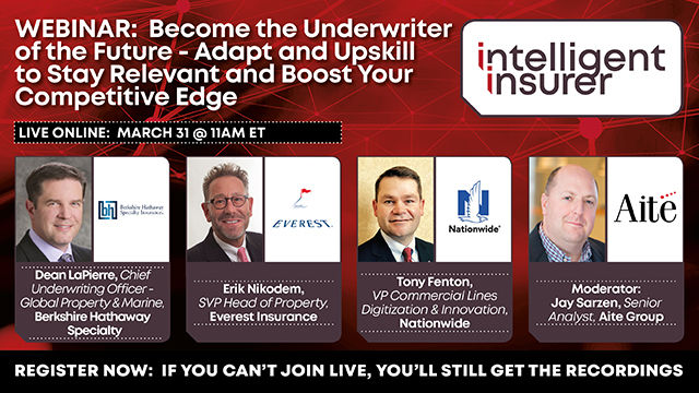 Become the Underwriter of the Future: Adapt, Upskill and Stay Relevant