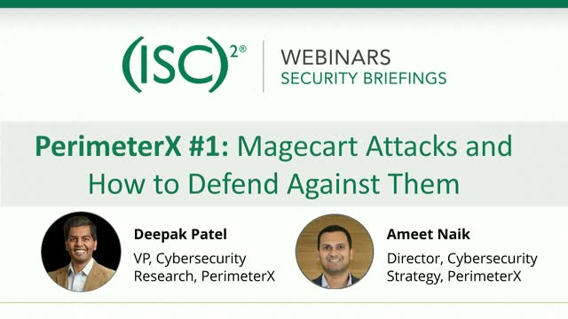 PerimeterX #1: Magecart Attacks and How to Defend Against Them