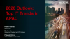 2020 Outlook – Top IT Trends in Asia Pacific