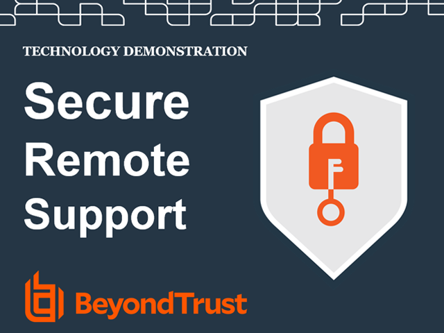 Solution Demo - BeyondTrust Remote Support