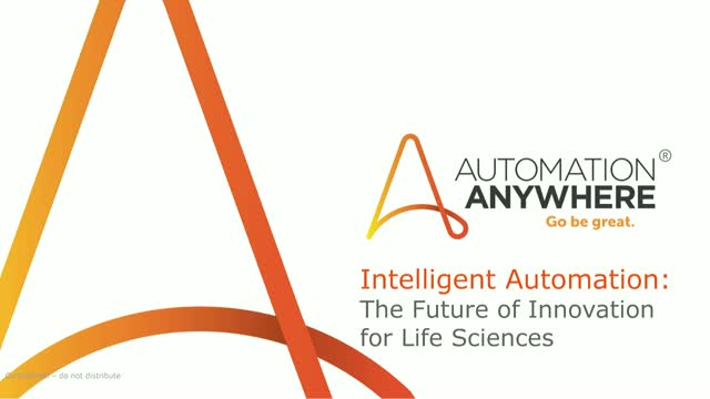 Intelligent Automation within the Regulatory Environment