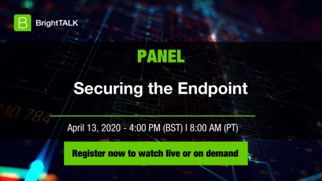 [Panel] Securing the Endpoint