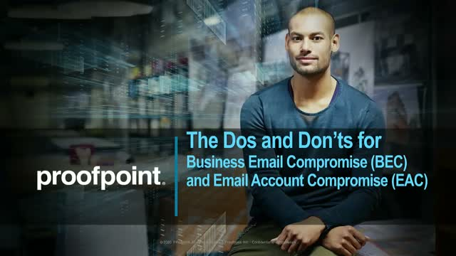Do's and Don'ts for Business Email Compromise (BEC) & Email Account Compromise
