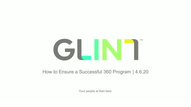How to Ensure a Successful 360s Program