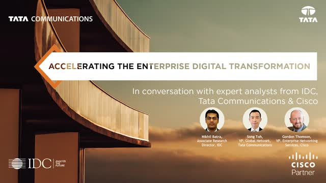 Accelerating the Enterprise Digital Transformation – Volume 1