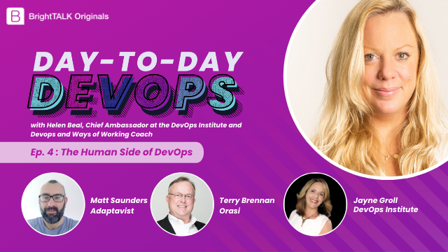 The Human Side of DevOps: People, Culture and Teamwork