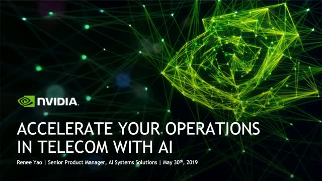 Accelerate Your Operations in Telecom with AI