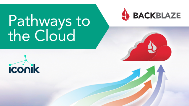 A Hybrid Cloud Approach to Media Management with iconik and Backblaze