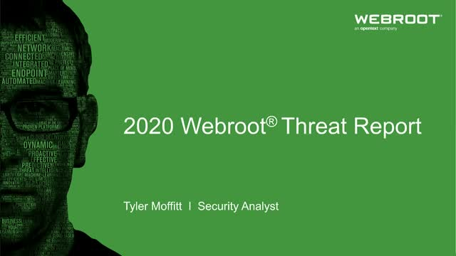 2020 Threat Report: Trend and Predictions