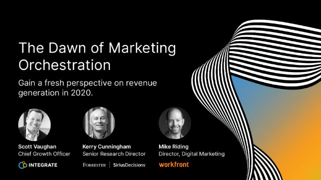 The Dawn of Marketing Orchestration