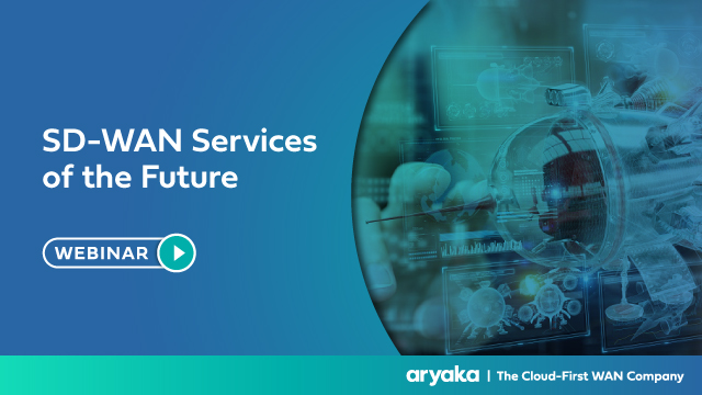 SD-WAN Services of the Future